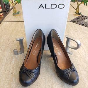 EUC ALDO Massari heels